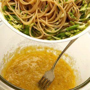 Cocemos los espaguetis