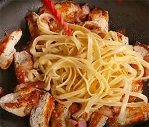 cocinado el pollo
